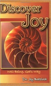 Discover Joy book by Dr. Joy Bodzioch