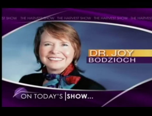 Dr. Joy Bodzioch on The Harvest Show