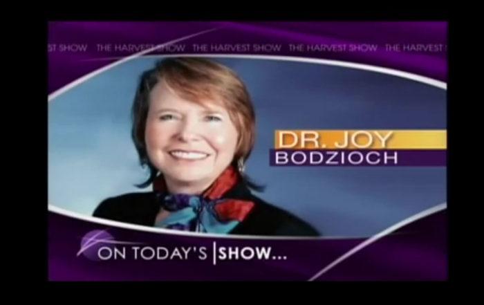 Dr Joy Bodzioch on The Harvest Show